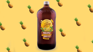Pineapple cider exists thanks to this Kiwi company and we need it NOW