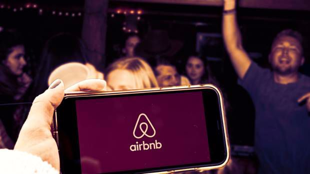Airbnb cracks down on house parties with age restrictions. Photo / Jacob Bentzinger, Unsplash