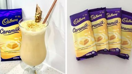 Caramilk cocktails are the latest recipe trend, and we need one ASAP