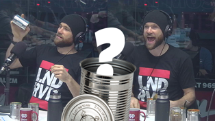 Vaughan thought he could guess what was in an unlabeled tin - so we put him to the test