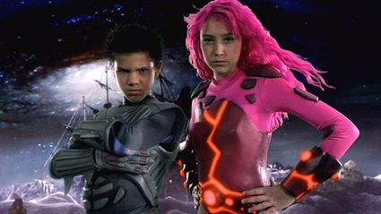 Sharkboy and Lavagirl are coming back for a new movie- and they're parents!!