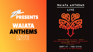 ZM PRESENTS WAIATA ANTHEMS LIVE