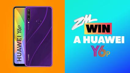 WIN a Huawei Y6P Phone!