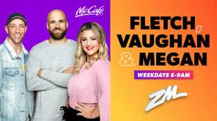 Fletch, Vaughan & Megan Podcast - 3rd August 2020