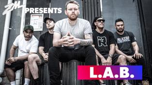 ZM Presents L.A.B. live in Christchurch!