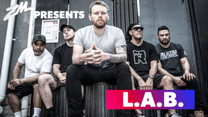 ZM Presents L.A.B. live in Christchurch!