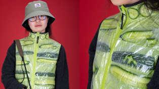 Introducing Fletch, Vaughan & Megan's NEW 'Cool as a Cucumber' Vest