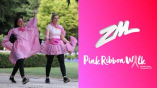 The Pink Ribbon Walk 2020