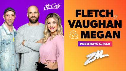 Fletch, Vaughan & Megan Best Bits Podcast - 12th September 2020