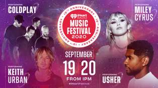 Listen Live To The iHeartRadio Music Festival This Weekend!