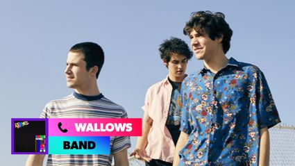 Cam chats to Wallows about how you can see them live (virtually) and more!
