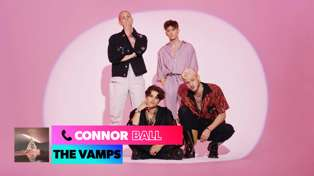 Cam calls Conor from The Vamps!