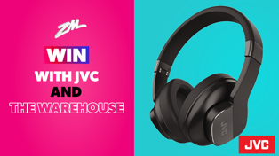 Play Bree and Clint's one second song challenge to win with JVC!