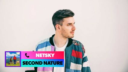 Cam and Netsky chat about his latest music video which features NZ!