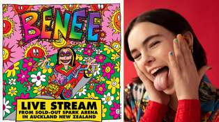 BENEE is live streaming her sold-out show so we can all be there!