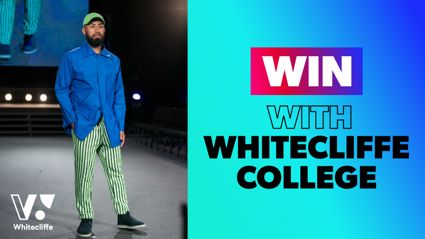 Win with Whitecliffe College