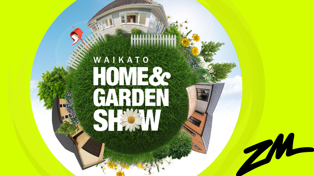 The Waikato Home and Garden Show!