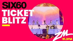 CHRISTCHURCH: SIX60 Ticket Blitz