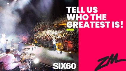 HAWKE'S BAY - Win your tickets to SIX60 here!