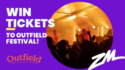 HAWKE'S BAY - Get ready for Outfield Festival 2021!