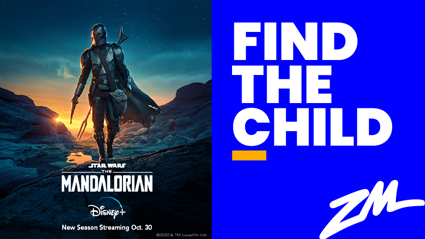 WIN: Find the Child with Disney+
