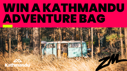 KATHMANDU Adventure Bags