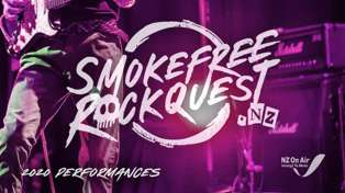 Check out the performances from the Smokefreerockquest 2020 finalists!