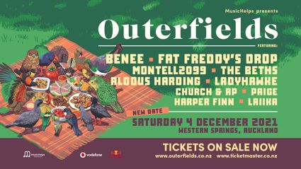 ZM Presents Outerfields 2021 at Western Springs