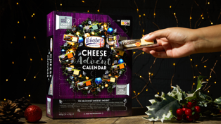 A cheese advent calendar is coming to NZ just in time for Christmas!