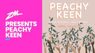 Peachy Keen Music Festival 2021