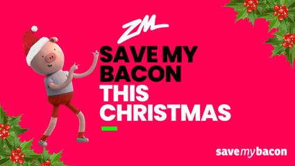 SAVE MY BACON THIS CHRISTMAS