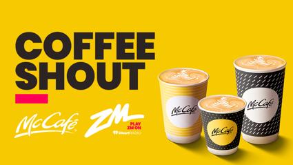 FVM's McCafé Coffee Shout