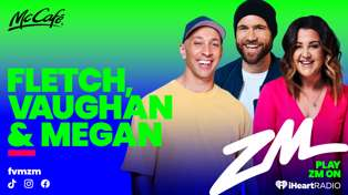 Fletch, Vaughan & Megan Podcast - 23rd November 2020