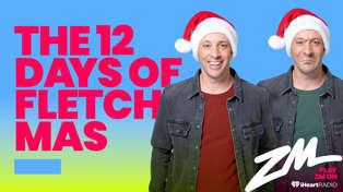 The 12 Days of Fletchmas