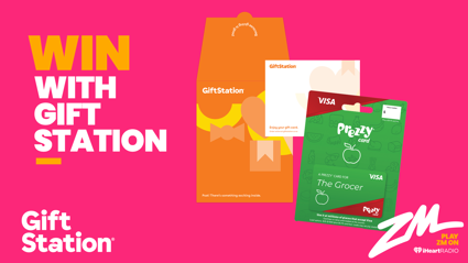 WIN a Gift Station gift card!