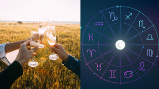 What your favourite type of wine is, based on your Zodiac sign!