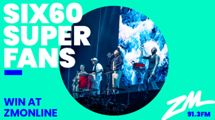 CHRISTCHURCH: Win Tickets to Six60!