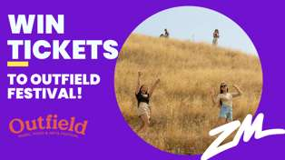 HAWKE'S BAY - Win Tickets To Outfield Music, Food & Arts Festival