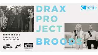 ZM & CORONA PRESENTS DRAX PROJECT & BROODS