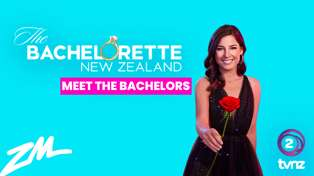 All of the Bachelorette contestants are here!