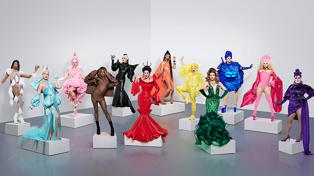 Season 2 of RuPaul's Drag Race UK is out today in NZ!