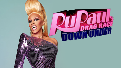 RuPaul's Drag Race is officially coming Down Under!