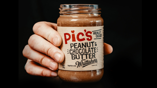 Whittaker's and Pic's have collabed to create a Chocolate Peanut Butter!