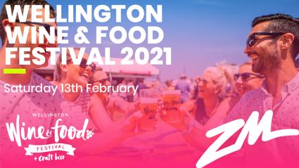 Wellington Wine & Food Festival 2021