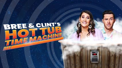 Bree and Clint's Hot Tub Time Machine Tour