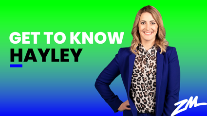 Get to know Hayley!