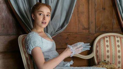 Bridgerton star Phoebe reveals which sex scene was the hardest to film