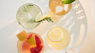 Turns out using sugar-free mixers is scientifically proven to get you tipsy, faster!