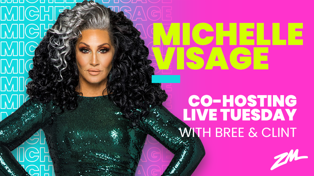 Michelle Visage Is Co-hosting With Bree & Clint On Tuesday!