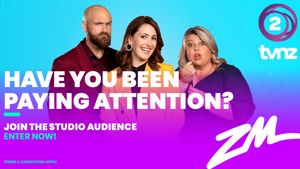WIN: See Have You Been Paying Attention? LIVE